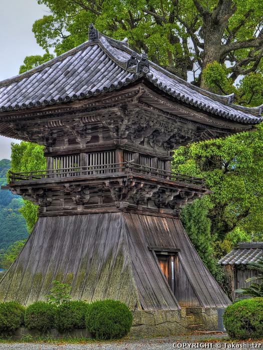 法蔵寺鐘楼