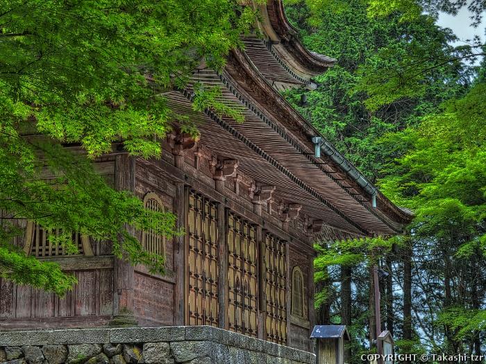 延暦寺戒壇院