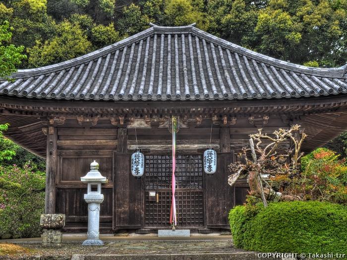 地蔵峰寺本堂