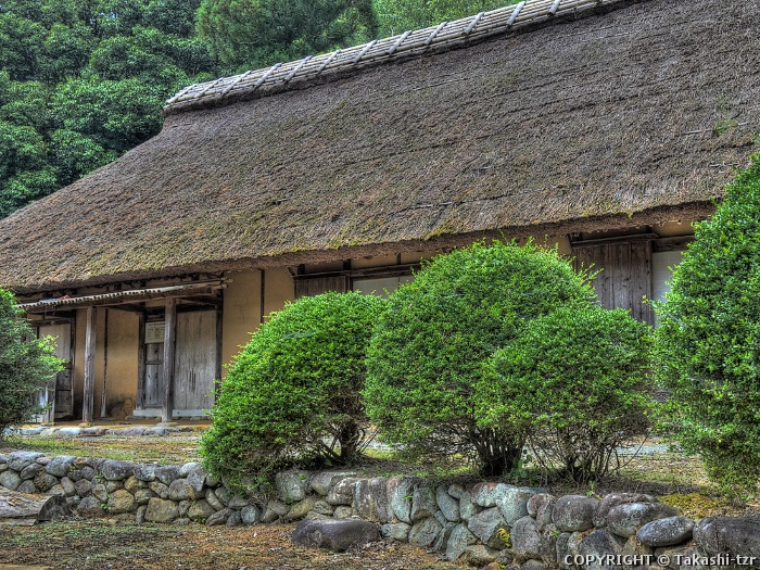旧数山家住宅