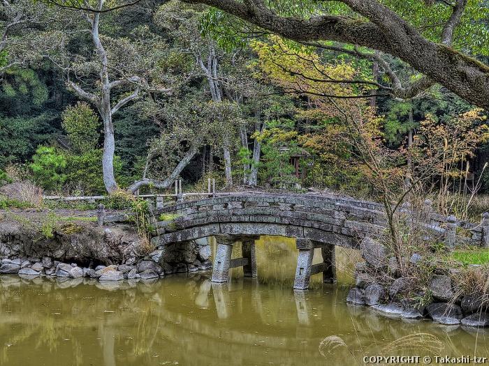龍泉寺庭園