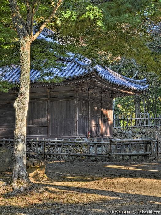 円教寺金剛堂