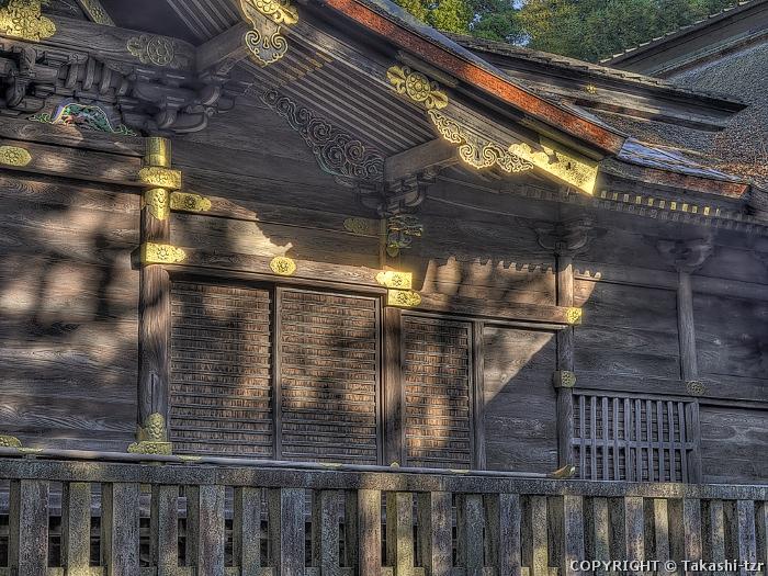 相馬中村神社本殿・幣殿・拝殿