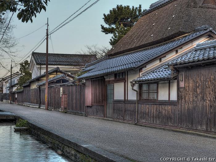 旅するTZRの文化財撮影記 東近江市五個荘金堂(滋賀) 【重伝建】