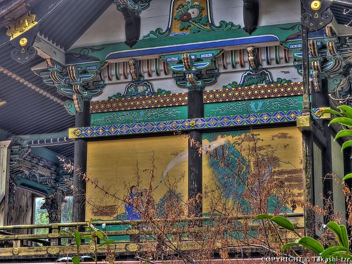 朝倉神社本殿