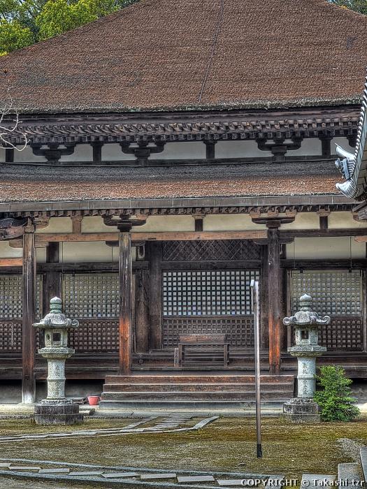 法界寺阿弥陀堂