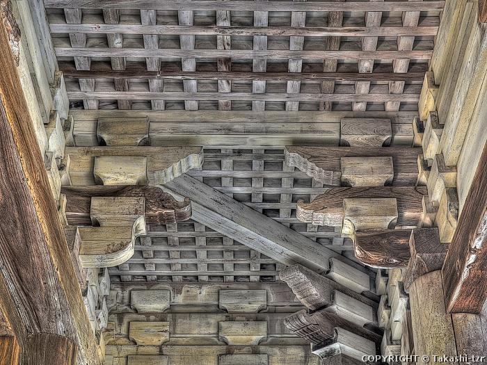 圓成寺楼門