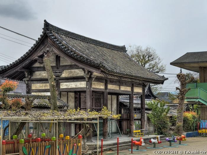 東福寺二王門
