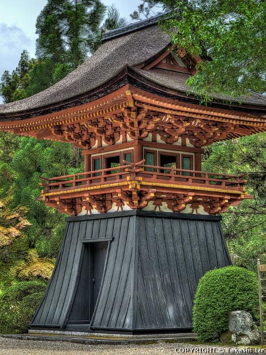 霊山寺鐘楼