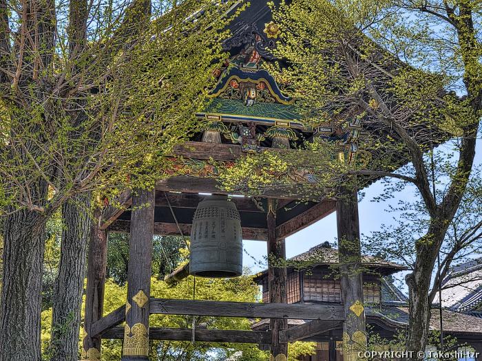 本願寺鐘楼