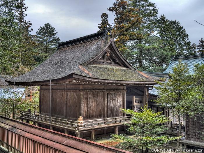 古熊神社本殿