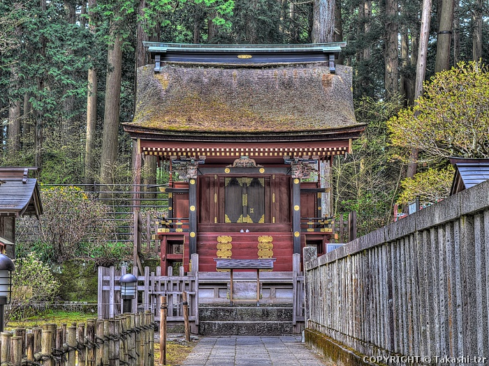 北口本宮富士浅間神社東宮本殿