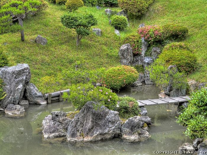 浄信寺庭園