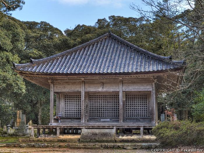妙成寺経堂
