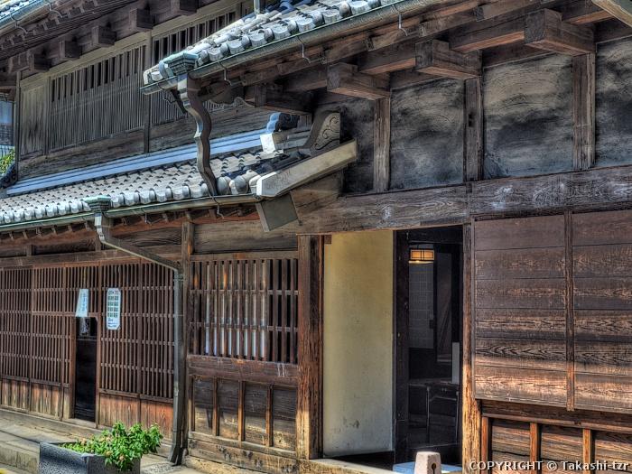 旧宇田川家住宅