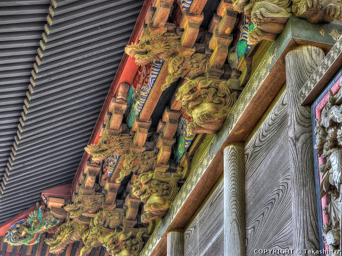 熱田神社本殿