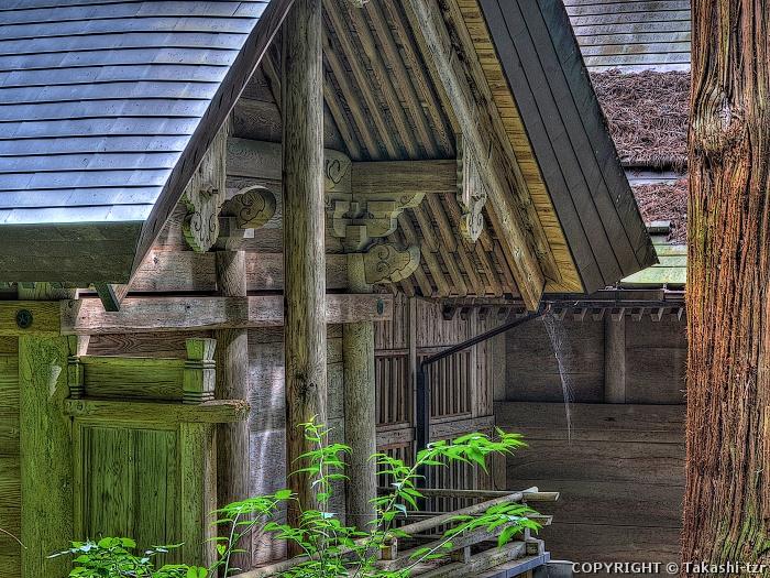神明社(麻績神明宮)