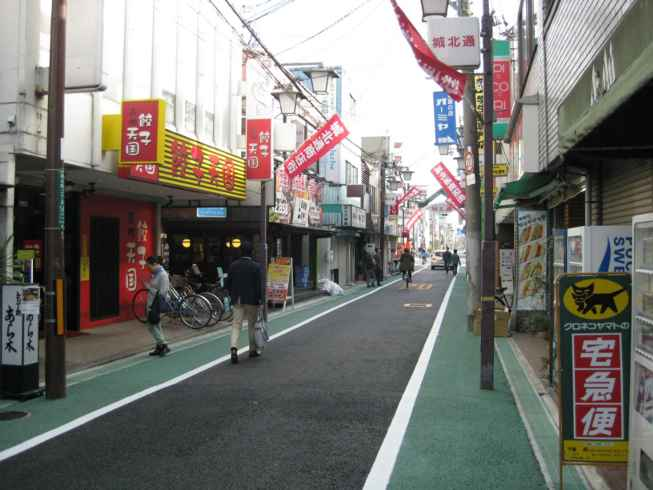2010歩行空間整備
