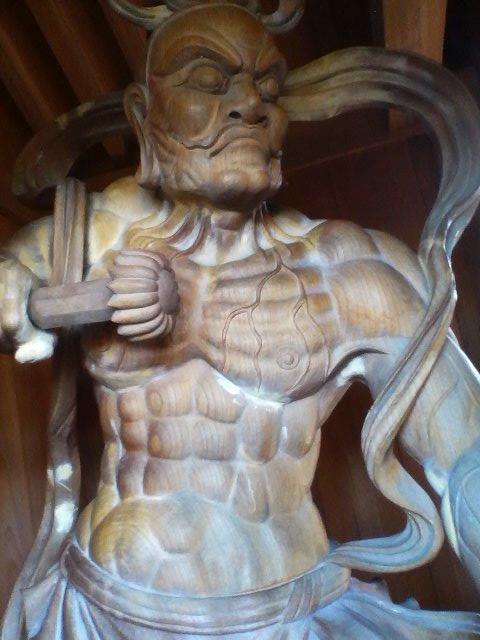 法林寺金剛像