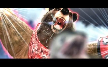 クマステージのクマ2