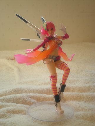 ピンクのアリサ (1)