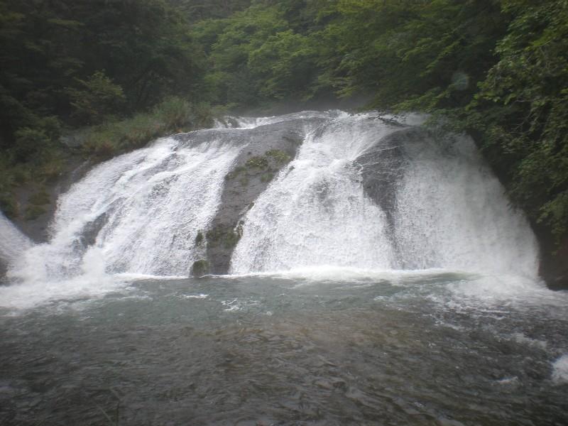 花巻 釜淵の滝