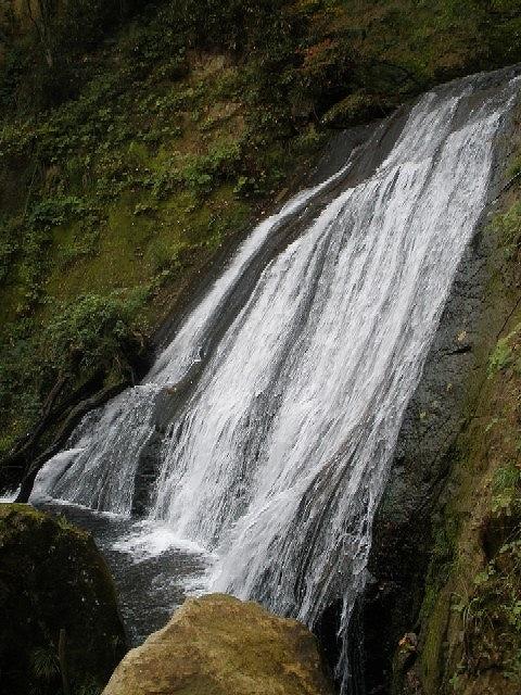 衣川 殿河滝