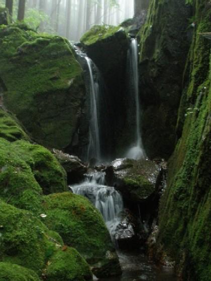 南三陸町 穴滝