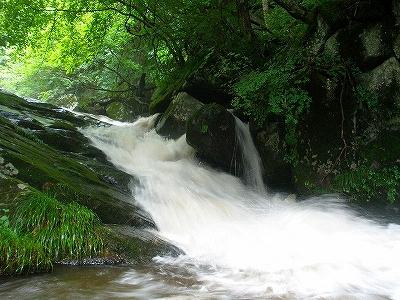 小烏瀬ノ滝