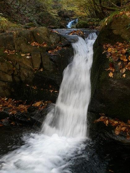 住田 山ノ神の滝