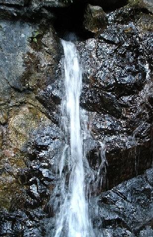 住田 奥の滝