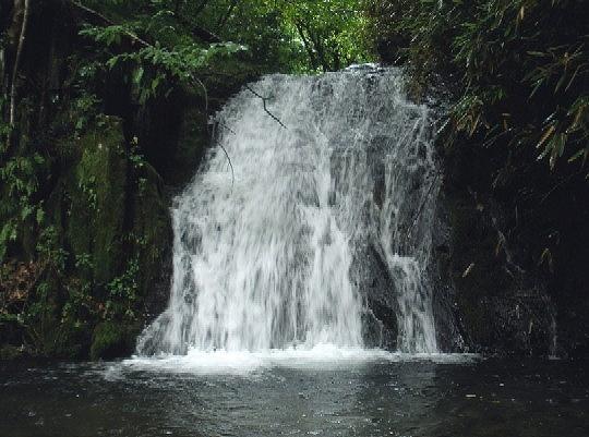 大槌 源流の滝