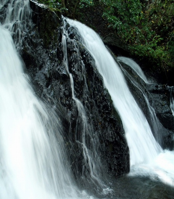 大槌川 大貫台の滝