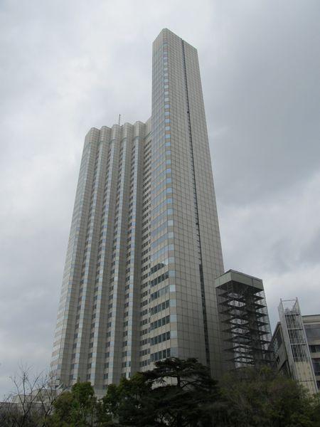 西武グループのリゾート開発の象徴だった赤坂プリンスホテル。末期は東日本大震災の被災者受け入れ施設となり、話題となった。現在は解体工事が進行中。