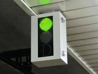 有楽町線の各駅に設置されている同等品。