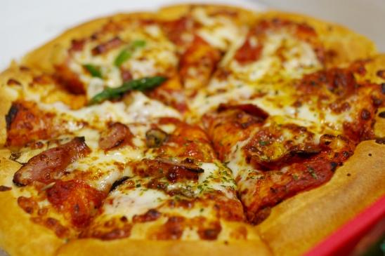 ピザやっぱり美味しい~1