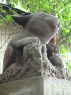 狛犬うさぎ左convert_20120214183408