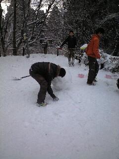 121210雪だるま (3)