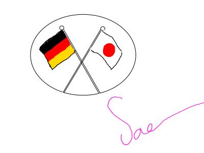 ドイツ&日本