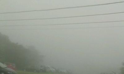 朝霧の霧②