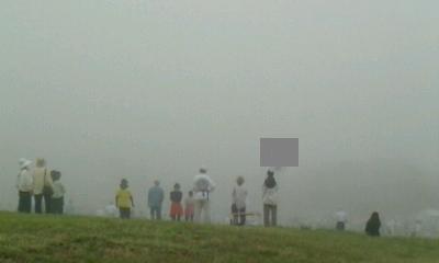 朝霧の霧①