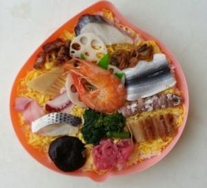 祭り寿司④