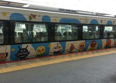 アンパンマン列車①