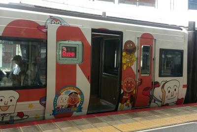 アンパンマン列車②