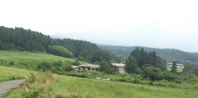 朝霧高原②