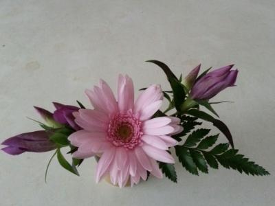 十月の花③