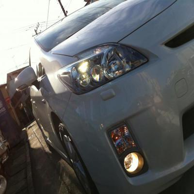 トヨタ プリウス 30系 LEDエディション