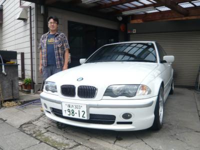 BMW E46 325i Mスポーツ