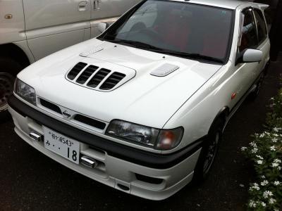 日産 パルサーGTI-R
