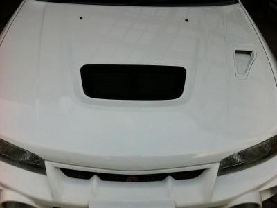 三菱 ランサーエボリューションⅣ 4WDターボ 5速MT